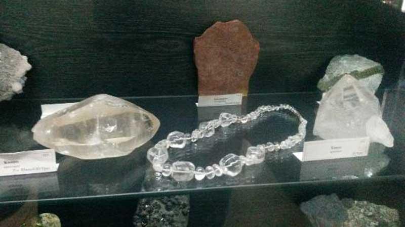 موزه معدن شناسی اورال (Ural Mineralogy Museum)