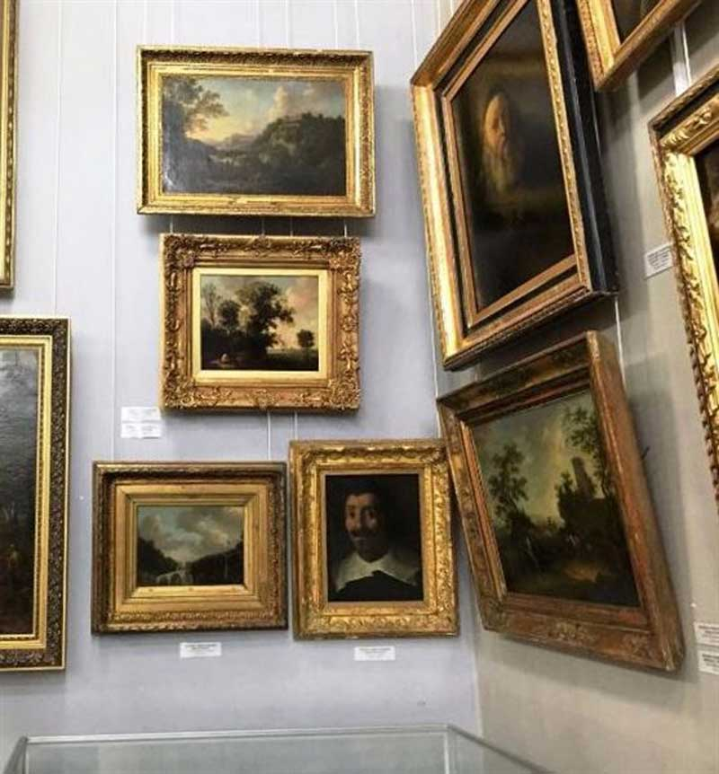 موزه هنرهای زیبای ماشکوف (Museum of Fine Arts named after I. Mashkov)