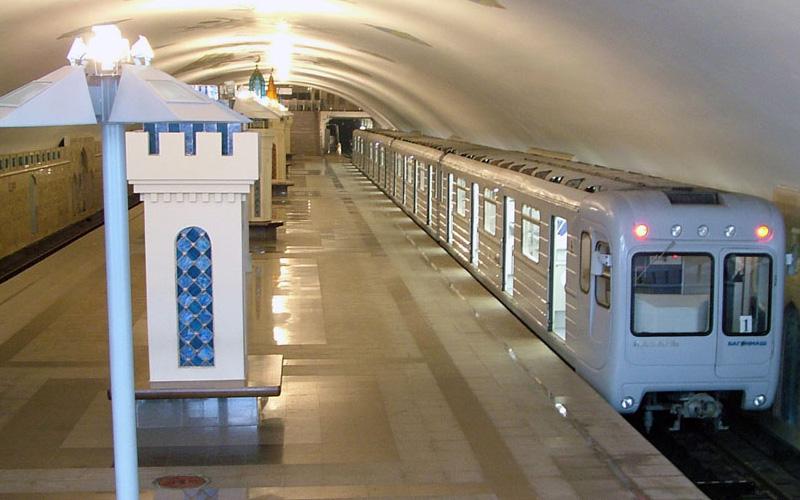 مترو کازان