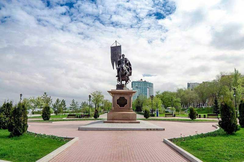 تندیس زاسیکین (Zasyekin Monument)