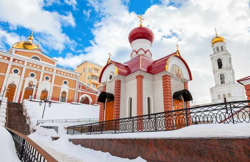 صومعه زنان ایورسکی (Valday Iversky Monastery)
