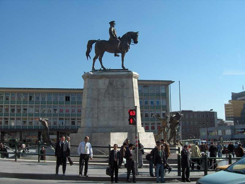 منطقه تاریخی اولوس (Ulus)