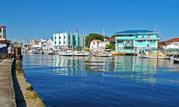 بلیز سیتی (Belize City)