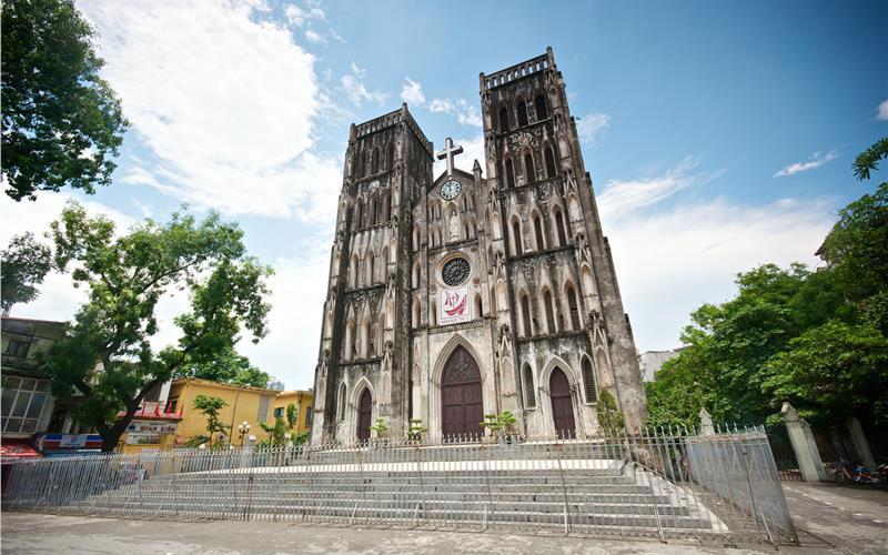 کلیسای سن ژوزف (St. Joseph's Cathedral)