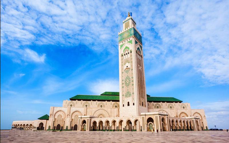 مسجد حسن دوم (Hassan II Mosque)