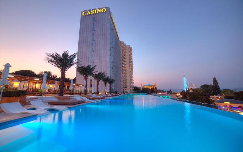 هتل اینترنشنال هتل کازینو اند تاور سوئیتز (International Hotel Casino & Tower Suites)