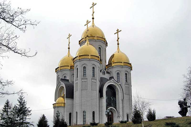 کلیسای تمام مقدسات (All Saints Church)