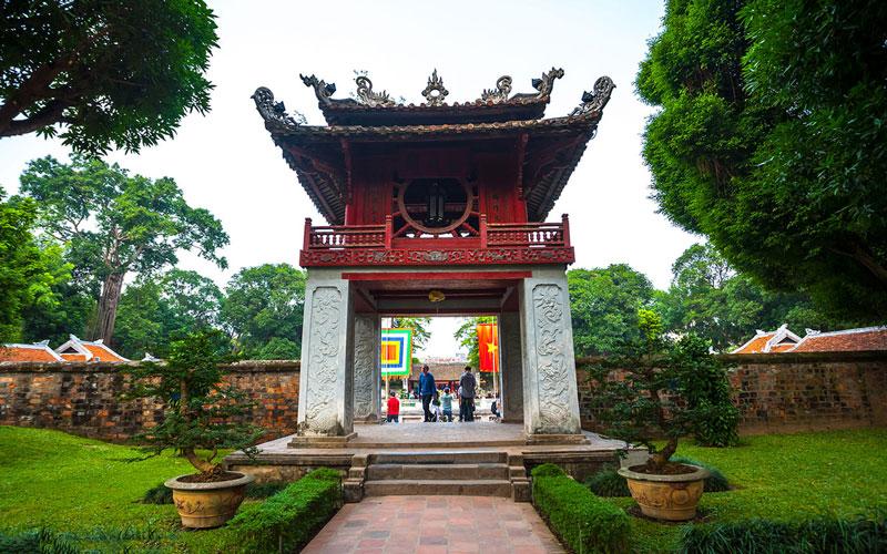معبد ادبیات (The Temple of Literature)