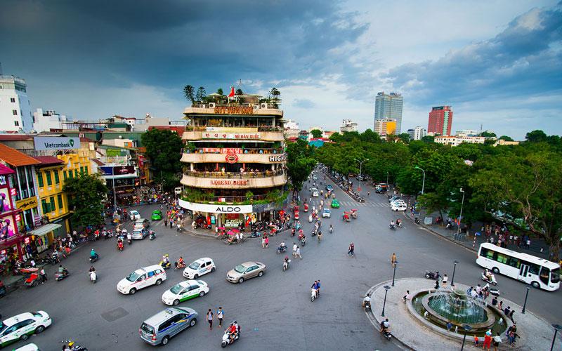 محله قدیمی هانوی (Hanoi Old Quarter)