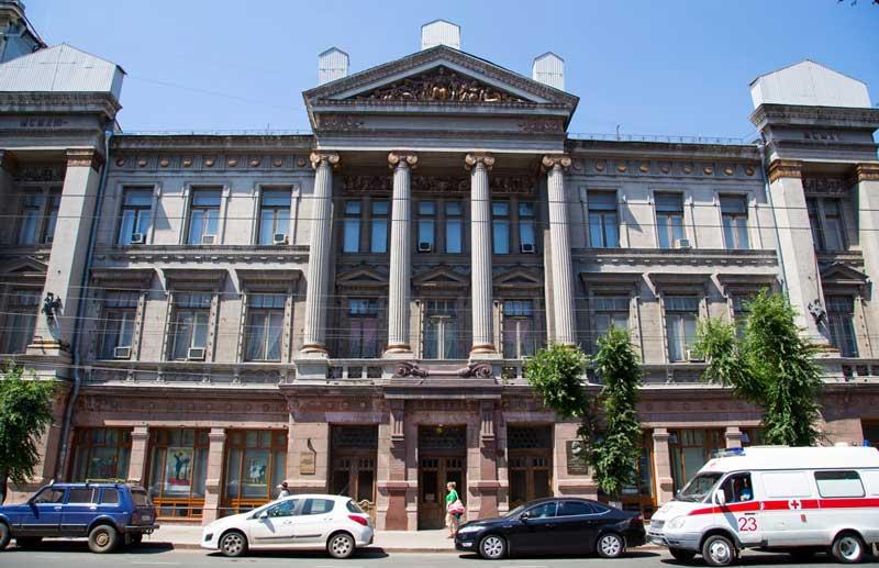 موزه هنر منطقه ای سامارا (Samara Regional Museum of Art)