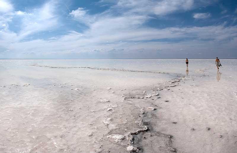 دریاچه نمک التون (Salt Lake Elton)