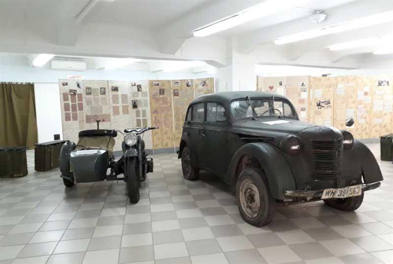 موزه تاریخ پامیات (Museum Pamyat)