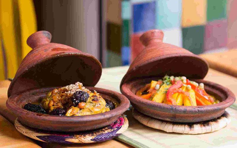 رستوران Dar Beida