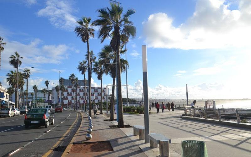 محله کورنیش (La Corniche) 