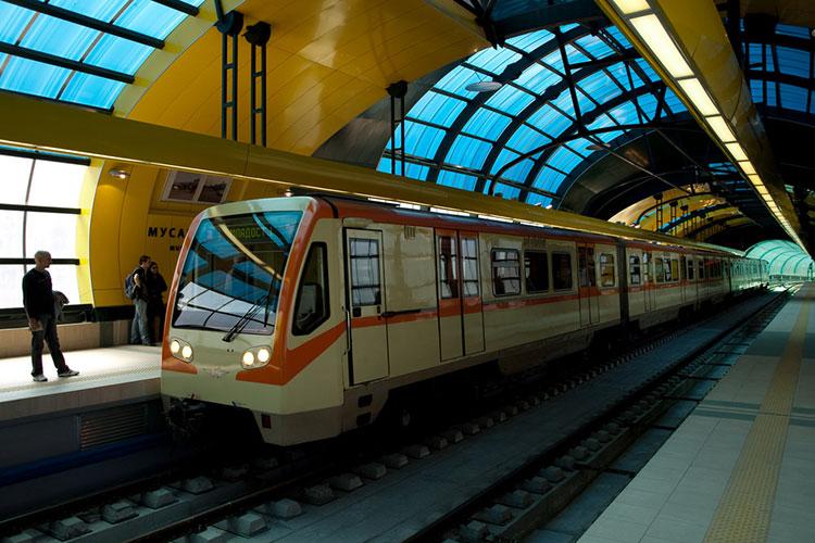 حمل و نقل در بلغارستان