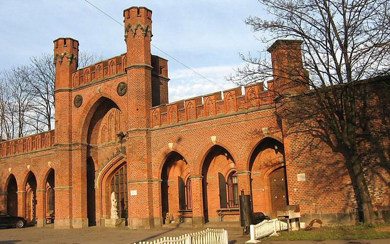 دروازه روسگارتن (Rossgarten Gate)
