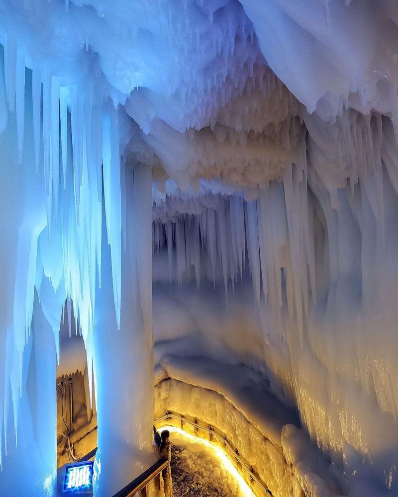 غار نینگو