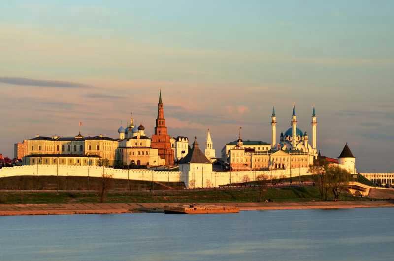 کرملین کازان (Kazan Kremlin)