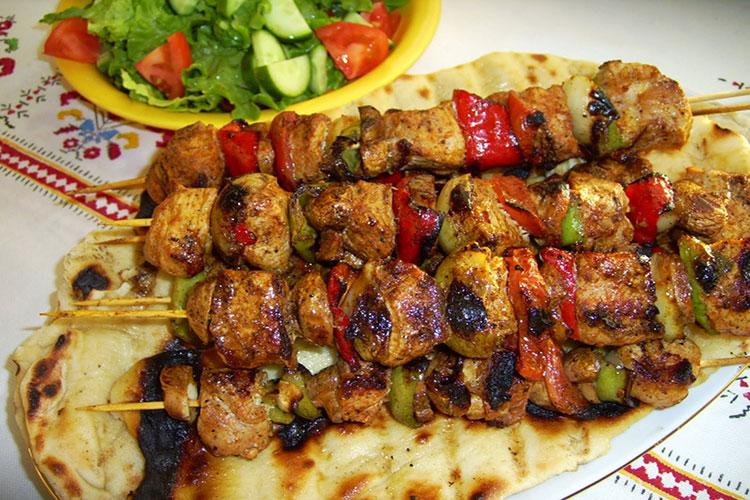 غذا در بلغارستان