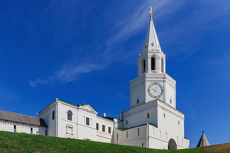 برج اسپاسکایا (Spasskaya Tower)