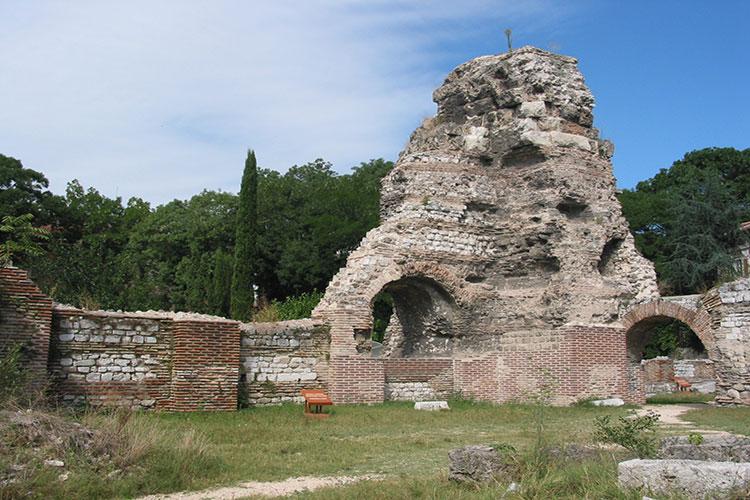 منطقهی تاریخی رومیها در بلغارستان
