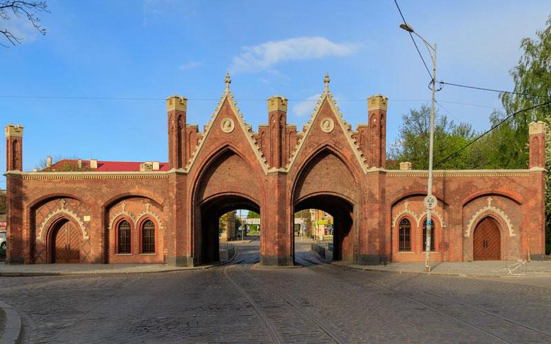 دروازه برندنبورگ (Brandenburg Gate)