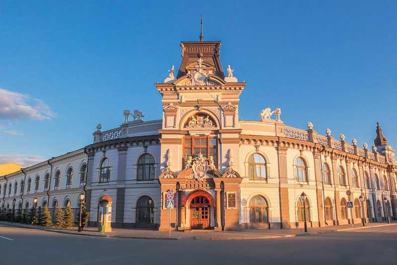 موزه ملی جمهوری تاتارستان (National Museum of the Republic Tatarstan)