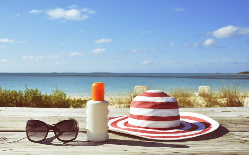 ایمنی در برابر تابش آفتاب
