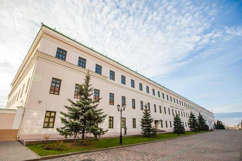 موزه هرمیتاژ کازان (Kazan Hermitage Museum)