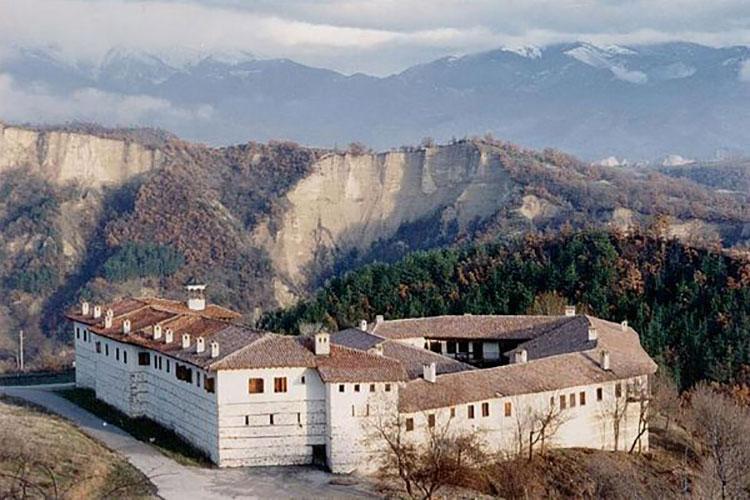 صومعه روژن در بلغارستان