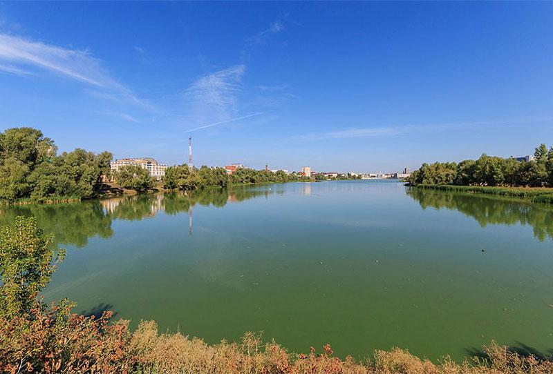 دریاچه قابان