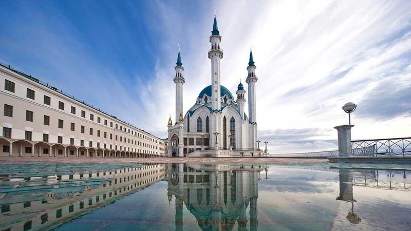 مسجد کول شریف (Kul Sharif Mosque)