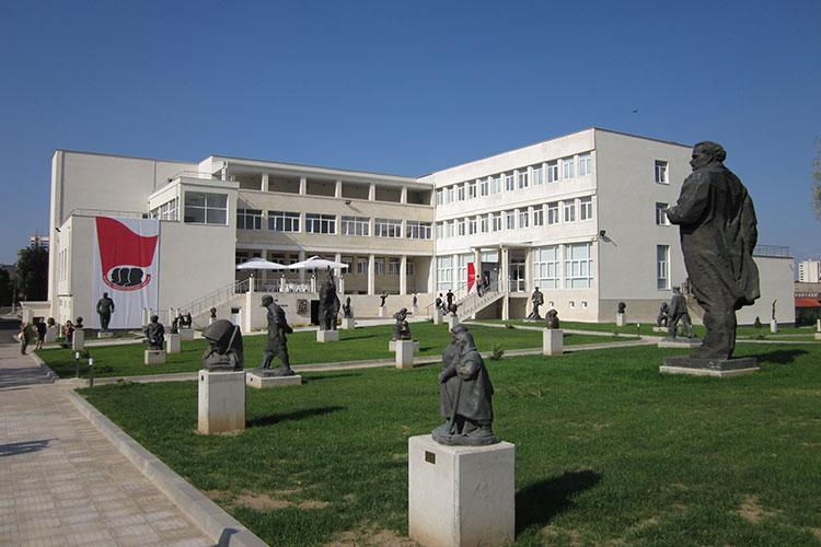 موزهی هنر سوسیالیست در بلغارستان