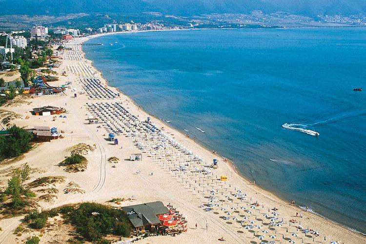 ساحل آفتابی بلغارستان