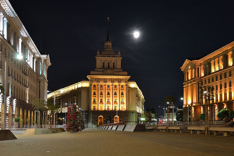 شهر صوفیه پایتخت بلغارستان