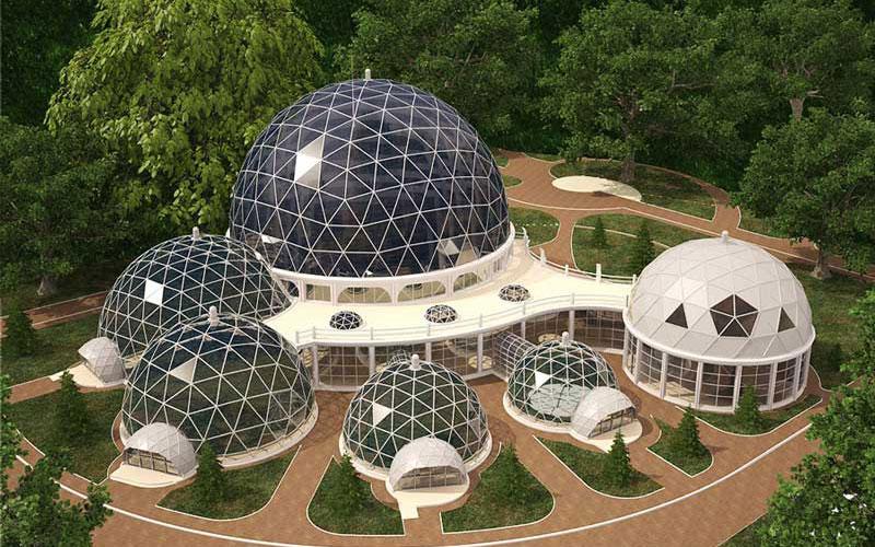 باغ گیاه شناسی کالینینگراد (Kaliningrad Botanical Garden)
