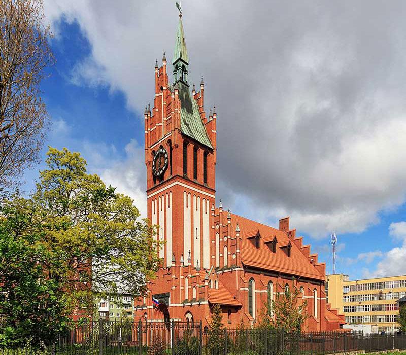 کلیسای خانواده مقدس (Church of the Holy Family)