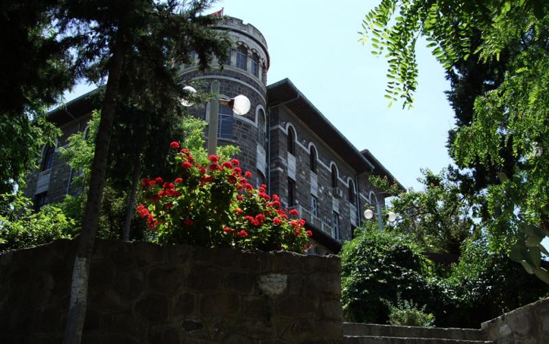 موزه فرهنگ شناسی ازمیر (İzmir Ethnography Museum)