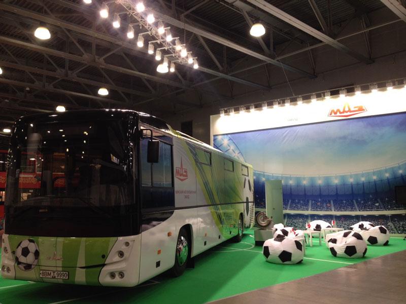 حمل و نقل بین شهرهای میزبان جام جهانی