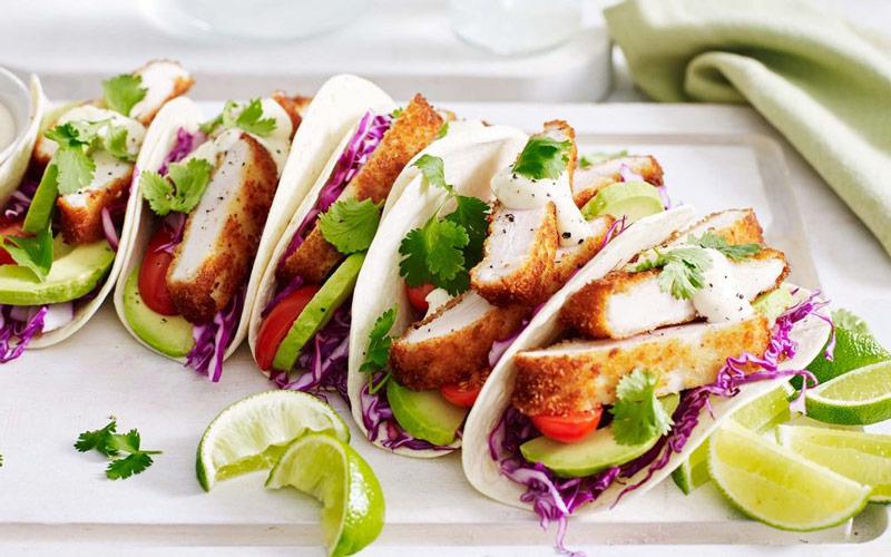 تاکو (Tacos) – مکزیک