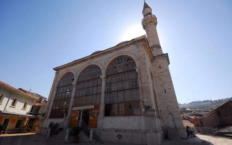 مسجد کمرالتی (Kemeraltı Mosque)