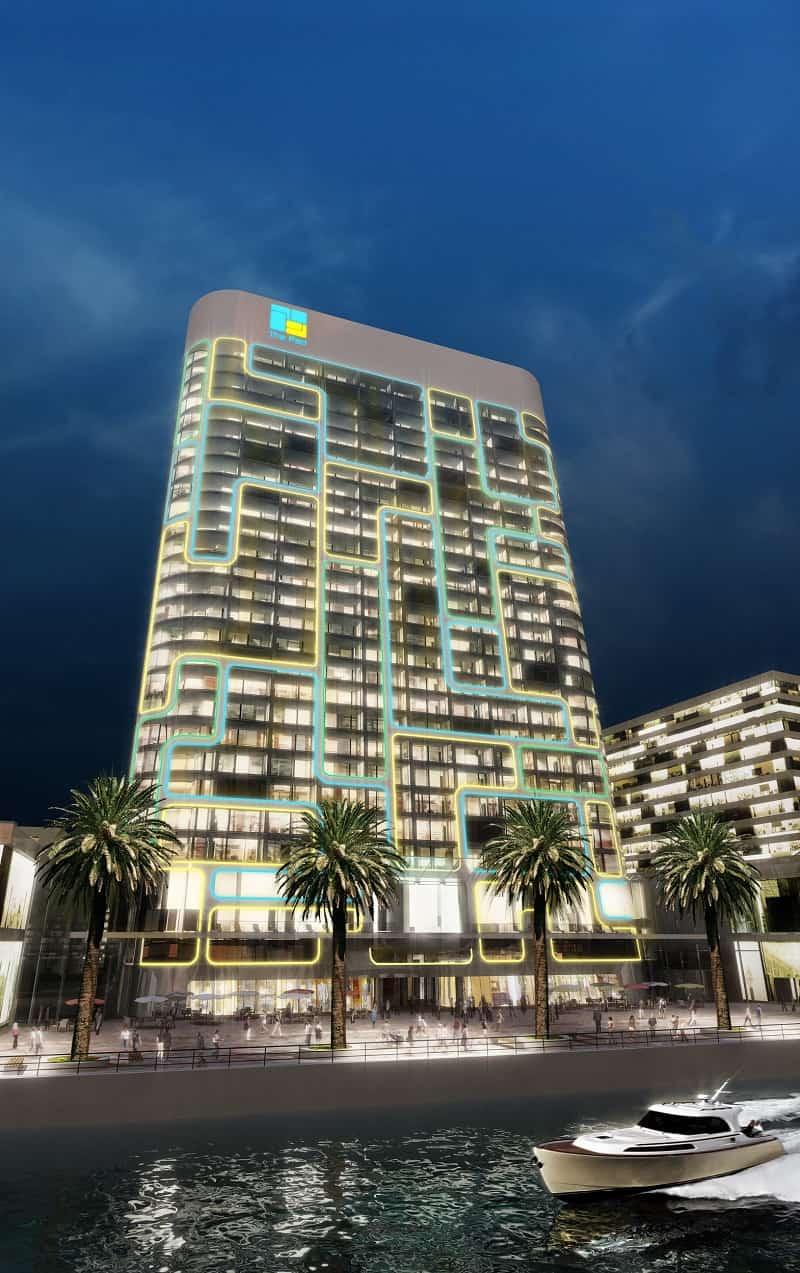 هتل پاد دبی