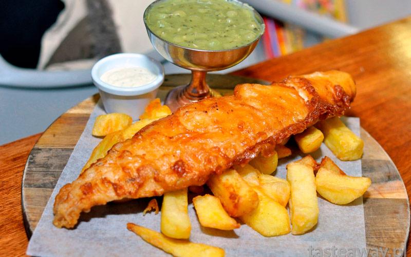 چیپس و ماهی – انگلستان
