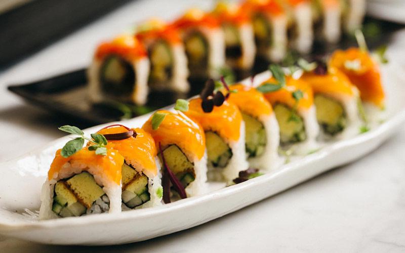 سوشی – ژاپن