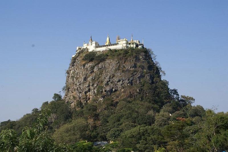 صومعهی تانگ کالات