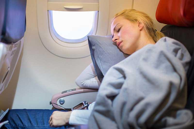 کنترل ترس از پرواز
