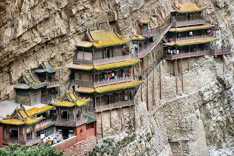 صومعه هانگینگ