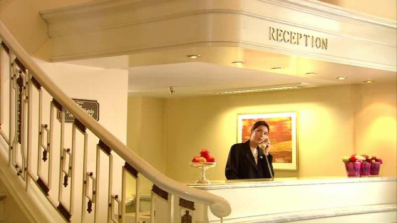 پذیرش هتل