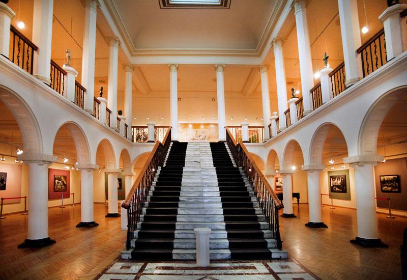 موزه هنرهای زیبای آجارا (Adjara Arts Museum)