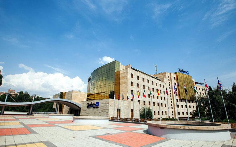 هتل رادیسون بلو ایروان (Radisson BLU Hotel Yerevan)